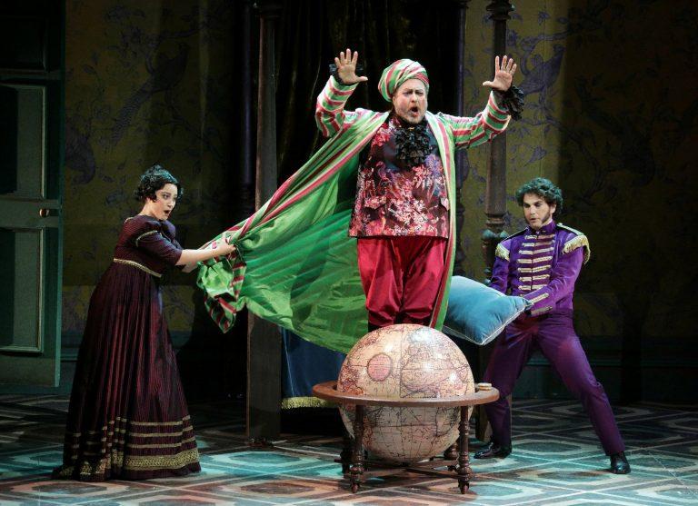 «La cambiale di matrimonio» al Rossini Opera Festival, un gran successo
