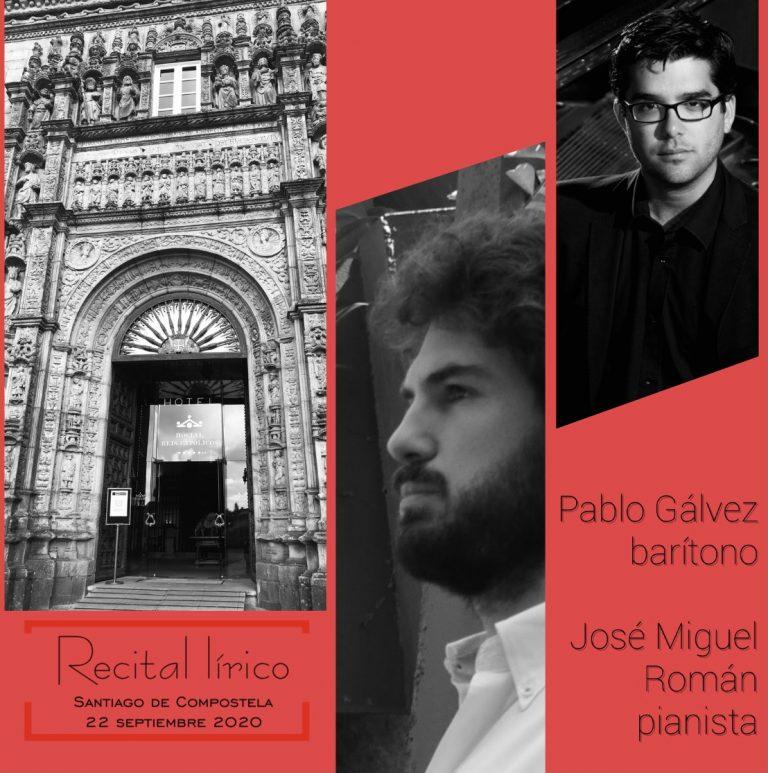 Recital de Pablo Gálvez y José Miguel Román