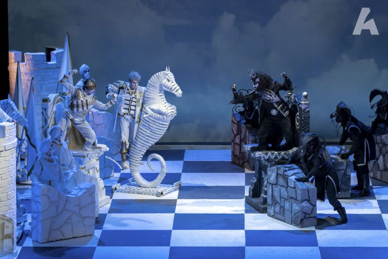 Rinaldo en Ópera de Tenerife: «Missione compiuta»